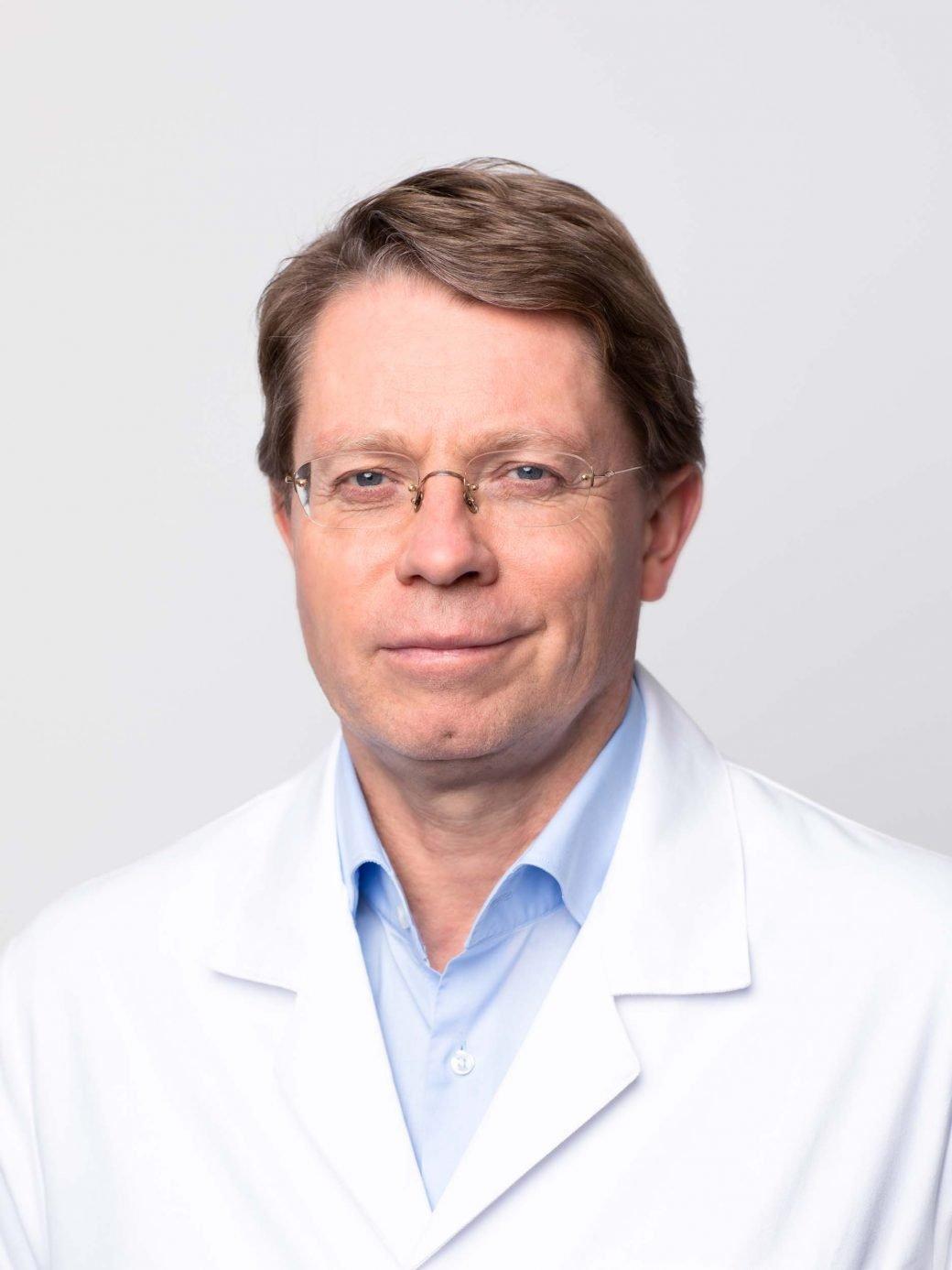 Dr. med. Volkhard Grützediek
